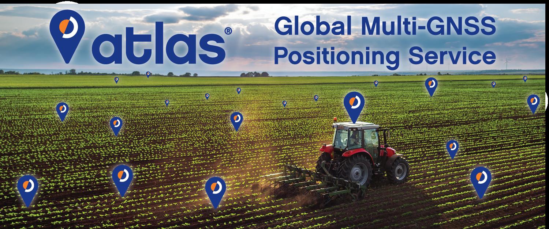 Hemisphere GNSS Announces Major Enhancements to Its Atlas® GNSS Global Correction Service